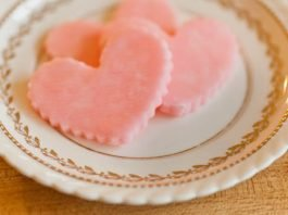Homemade Valentines Day Candy recipe featured image