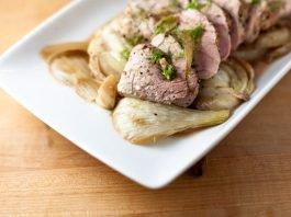 Easy Fennel Crusted Pork Tenderloin featured image