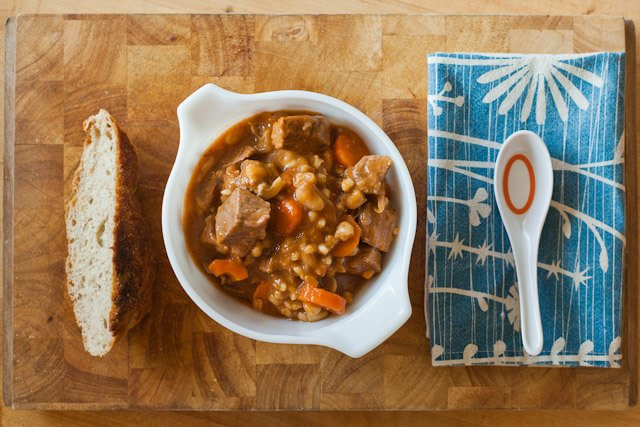 Old-fashioned Beef Stew featured image